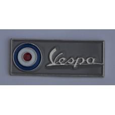RAF Roundel Vespa Bar Enamel Pin Badge