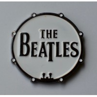 The Beatles Enamel Pin Badge