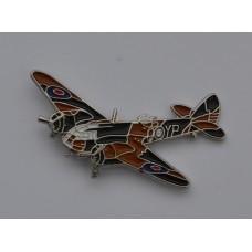 Bristol Blenheim RAF WWII Aeroplane Enamel Pin Badge