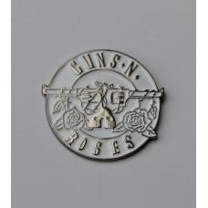 Guns n' Roses Pin Badge