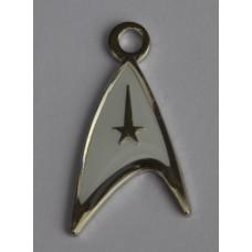 Star Trek Insignia Charm
