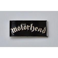Motorhead Enamel Pin Badge