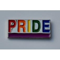 Pride LGBT Enamel Pin Badge