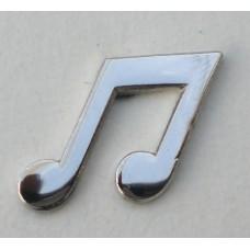 Musical Notes Pin Badge
