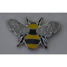 Bee Honey Bee Bee Keeping Quality Enamel Pin Badge