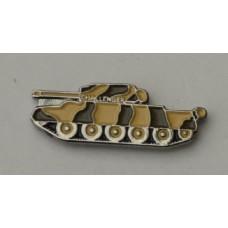 Challenger Tank Pin Badge