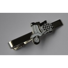 Checkerboard Special Lambretta Tie-Pin