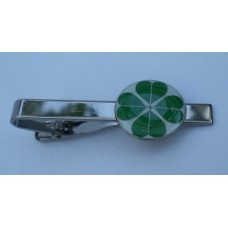 Four Leaf Clover Tie-pin