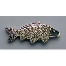 Common Carp Pin Badge