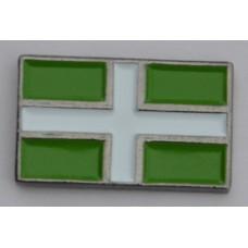Devon Flag Quality Enamel Pin Badge