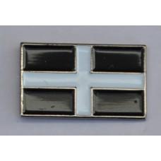 Cornish Flag Quality Enamel Pin Badge