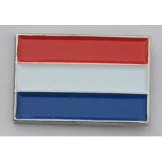 Dutch Flag Netherlands Holland Quality Enamel Pin Badge