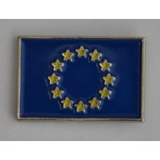 European Union Flag Quality Enamel Pin Badge