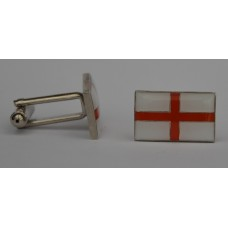St George Cross Cufflinks