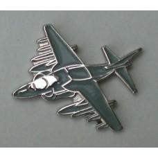Harrier Jump Jet Pin Badge