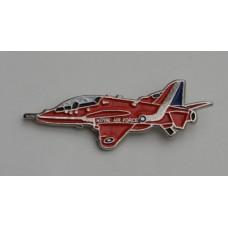 Red Arrows Hawk Pin Badge