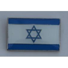 Israeli Fag Israel Quality Enamel Pin Badge