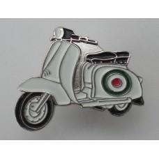 Italian Roundel Special Lambretta Pin Badge