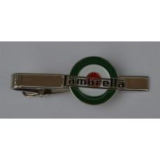 Lambretta Italian Target Tie-Pin