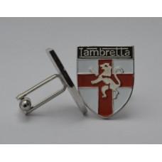 Lambretta Shield Cufflinks