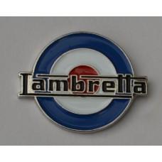 Lambretta RAF Target Pin Badge
