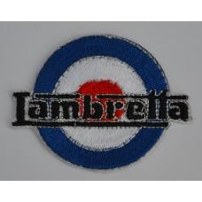 Lambretta RAF Target Sew on/Iron on patch