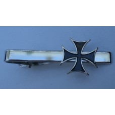 Maltese Cross Tie-Pin