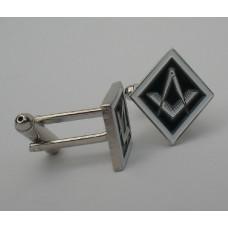 Masonic Symbol Cufflinks