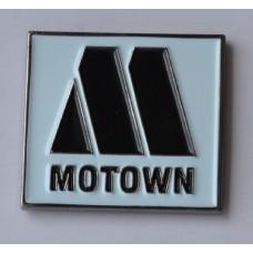 Motown Records Quality Enamel Pin Badge