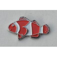 Nemo Clownfish Pin Badge