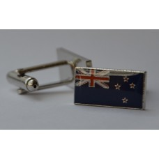 New Zealand Flag Enamel Cufflinks