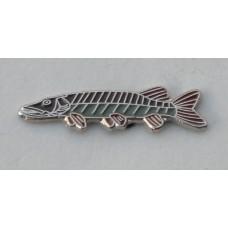 Pike Pin Badge