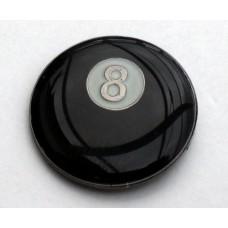 Pool Ball Quality Enamel Pin Badge