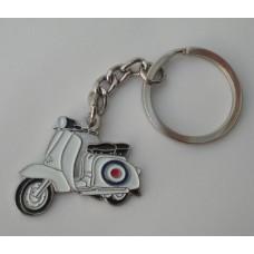 RAF Target Special Lambretta keyring