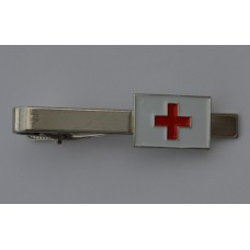 Red Cross Quality Enamel Tie-Pin