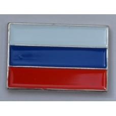 Russian Federation Flag Quality Enamel Pin Badge