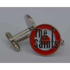 Southampton FC The Saints Target Quality Enamel Cufflinks