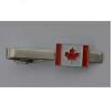 Canadian Flag Quality Enamel Tie-Pin