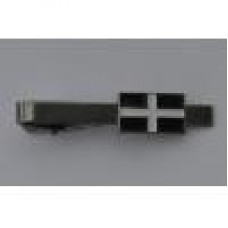 Cornish Flag Quality Enamel Tie-Pin