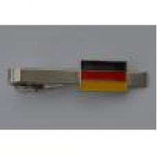 German Flag Quality Enamel Tie-Pin