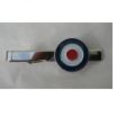 RAF Roundel Mod Target Tie-Pin
