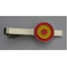 Spanish Roundel Mod Target Tie-Pin
