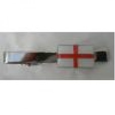 St George Cross Tie-Pin