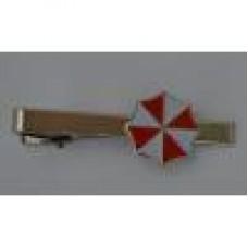 Resident Evil Umbrella Logo Quality Enamel Tie-Pin