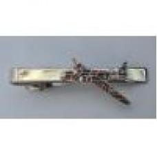 Wellington Bomber Quality Enamel Tie-Pin