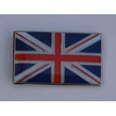 Union Jack Flag Quality Enamel Pin Badge