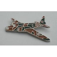 Wellington Bomber Pin Badge