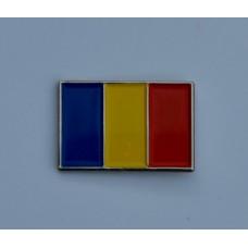 Romanian Flag Quality Enamel Pin Badge
