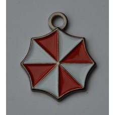 Resident Evil Enamel Umbrella Charm